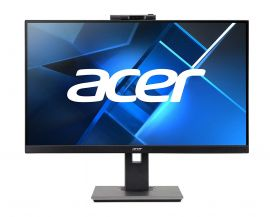 Acer B227Q 54.6 cm (21.5 Inch) IPS Full HD LED Monitor I FHD Adjustable Webcam I Height Adjustment & Pivot I HDMI, VGA and Display Port I Eye Care Features I Suitable for Work & Study from Home