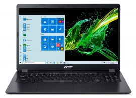 "Acer Aspire 3 laptop intel core i5 10th Gen ( 8GB/1 TB HDD/ 256 GB SSD/Windows 10 home/MS Office H&S 2019) A315-56 with 39.6cm (15.6"") FHD display /1.9kgs"