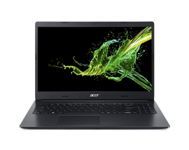 [BUNDLE SALES] Acer Consumer Laptop -  Aspire 3|A315-34-P7XK (Obsidian Black) and McAfee LiveSafe 3 Years 1 User