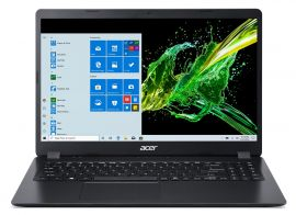 "Acer Aspire 3 laptop intel core i3 10th Gen ( 4GB/1 TB HDD/Windows 10 home) A315-56-323J with 39.6cm (15.6"") FHD display /1.9kgs"