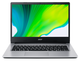 Acer Consumer Laptop - Aspire 3 | A314-22-A6W3 [Pure Silver] - while stock last!