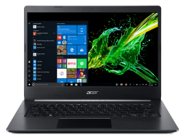 Acer Aspire 5 Thin and light laptop intel core i3 10th gen (4GB/1TB HDD/ Windows 10 home) A514-53 With 35.6 cm (14 inch) with HD display / 1.6 kgs