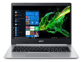 Acer Aspire 5  Thin & Light Laptop Intel core i3 10th Gen ( 4GB/ 1TB HDD/ Windows 10 Home) A514-53 with 35.5 cm display / 1.6kg
