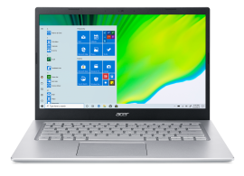 Acer Aspire 5 Thin and light laptop intel core i5 11th gen ( 8GB/512 GB SSD/ Windows 11 home/MS Office H&S 2021) A514-54 With 35.5 cm (14 inch) FHD display / 1.45 kgs