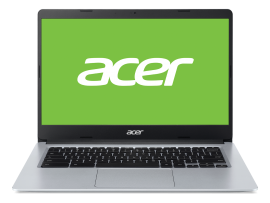 Acer Chrome Book intel Celeron dual core N4020 - (4 GB/32 GB eMMC/Chrome OS) CB314-1H with 35.5 cm (14 inches) /1.5kgs