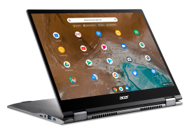 "Acer Spin 713 CP713-2W-50CR Chromebook | Intel Core i5 / 13.5"" QHD Touch / 8GB / 128GB SSD"