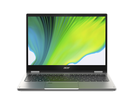 Acer Convertible Laptop - Spin 3 | SP313-51N-56CM (Pure Silver)