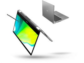 """Acer Spin 3 SP314-54N-5258 Convertible Laptop  Intel Core i5 / 14"""" FHD Touch / 16GB / 512GB SSD"""