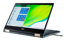 """Acer Spin 7 Spin SP714-S0TK Convertible Laptop