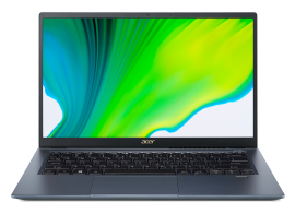 Acer Swift 3X Thin and Light laptop Intel Core i7 11th gen  - ( 16 GB/ 32 GB Optane + 512 GB SSD/ Windows 10 home/ MS Office/ 4 GB Iris Xe Max Graphic) SF314-510G-777S with 35.56 cm (14 inch) with FHD display /  1.37 kg