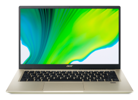 Acer Swift 3X Thin and Light laptop Intel Core i5 11th gen  - ( 16 GB/ 32 GB Optane + 512 GB SSD/ Windows 10 home/ MS Office/ 4 GB Iris Xe Max Graphic) SF314-510G-57FW with 35.56 cm (14 inch) FHD display / 1.37 kg