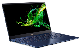 "Acer Swift 5 SF514-54GT-79LG Thin & Light Laptop | Intel Core i7 / 14"" FHD Touch / 16GB / 1TB SSD / MX350"