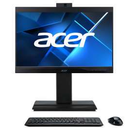 "Acer Veriton VZ4870G-51048G001 All-in-One Desktop | 23.8"" FHD / i5-10400 / 8GB / 512GB + 1TB / 2GB VRAM"
