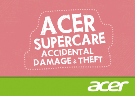 Acer SuperCare Accidental Damage & Theft (Local) (More Protection for Your Valued Asset!)