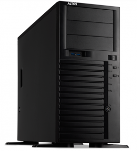 Server | Altos BrainSphere™ Altos T310 F5
