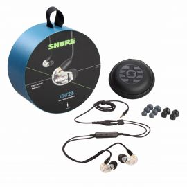 Shure Earphone | AONIC 215 UNI SE215 (Crystal)