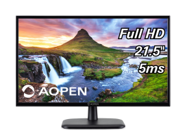 """Acer Monitor - Consumer Series - Work & Casual Game 