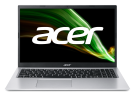 Acer Aspire 3 Laptop Intel core i3 11th Gen - (4 GB/ 256 GB SSD + 1 TB HDD/ Windows 10 home) A315-58 with 39.6 cm (15.6 inches) FHD display / 1.7  Kgs