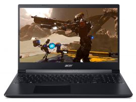 Acer Aspire 7 gaming laptop AMD Ryzen 5-5500U - ( 8 GB/512 GB SSD/Nvidia GTX 1650/ Windows 10 home/60hz) A715-42G with 39.6 cm (15.6 inches) FHD display / 2.15 Kgs