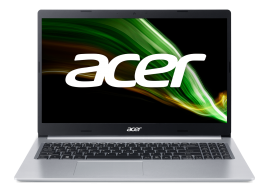 Acer Aspire 5 Thin and Light laptop (AMD Ryzen 5 5500U/ 8GB/ 512GB SSD/ Windows 11 home/MS Office 2021)| A515-45 with 39.6 cm (15.6 inch) Full HD display