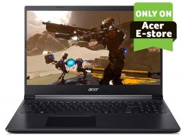 Acer Aspire 7 gaming laptop AMD Ryzen 5-5500U - ( 16GB/512 GB SSD/Nvidia GTX 1650/ Windows 10 home/60hz) A715-42G with 39.6 cm (15.6 inches) FHD display / 2.15 Kgs