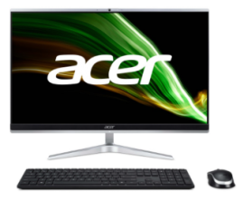 Acer All-In-One - Acer Aspire C Series (M.2 slot available)| C24-1651-1135G7W10T
