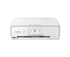 Canon PIXMA TS8270 Printer (White)