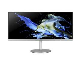 Acer Monitor | PREMIUM SERIES - ENTERTAINMENT AND PRODUCTIVITY - CB342CK C (UWQHD) (TYPE-C)