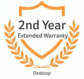 Extended 2nd Year Warranty (Desktop)