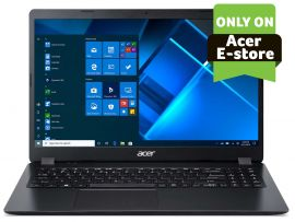 Acer Extensa Laptop Intel core i3 10th Gen - (8 GB/1 TB HDD/ Windows 10 home) EX215-52 with 39.6 cm (15.6 inches) FHD display / 1.9 Kgs