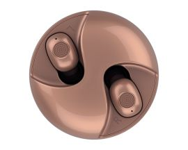 Acer True Wireless Stereo Earbuds | FAE-7 Powder box (Rose gold)