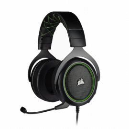 CORSAIR | HS50 PRO STEREO Gaming Headset — Green
