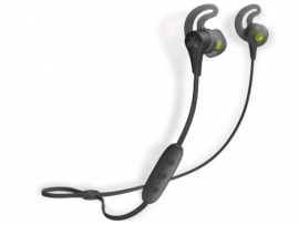 Jaybird X4 Wireless Sport Headphones - Black Metallic/Flash