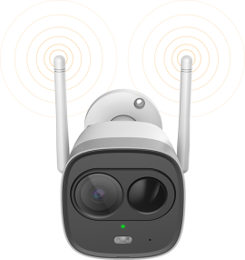 IMOU | IP Camera | New Bullet with 64GB Micro SD