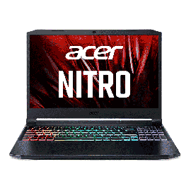 Acer Nitro 5 Gaming Laptop (AMD Ryzen 7 5800H/16 GB /256 GB SSD / 1TB HDD/ NVIDIA GeForce RTX 3050 Ti Graphics /Windows 10 Home)| AN515-45  with 39.6cm (15.6 inch)IPS FHD Display
