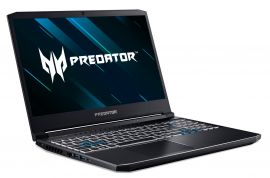 "Predator Helios 300 PH315-53-79QQ Gaming Laptop | Intel Core i7 / 15.6"" FHD 144Hz / 16GB / 512GB SSD + 1TB / RTX2060"