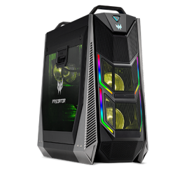 Predator Orion PO9-900 電競桌機 (i9-9980XE / 32G*4 / 6TB + 1024G SSD / DDW16XS / RTX2080 * 2 / Win10Pro)