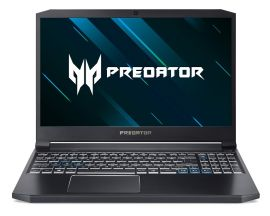 Acer Recertified Predator Triton 300  Gaming Laptop (9th Gen Intel® Core™ i7/16GB / 1TB HDD /256GB SSD/NVIDIA GTX 1650/ Windows 10 Home) | PT315-51 with 39.6cm (15.6 inch) IPS display