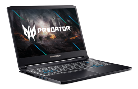 "Predator Triton 300 PT315-52-73T3 Gaming Laptop | Intel Core i7 / 15.6"" FHD 144Hz / 16GB / 1TB SSD / RTX2070MQ"