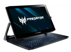 Acer Predator Triton 900 Gaming Laptop with Ezel™ Aero Hinge  (9th Gen Intel Core i7/NVIDIA RTX 2080 MaxQ)| PT917-71