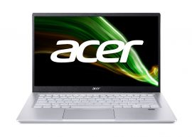 Acer Swift X Thin and Light laptop Ryzen 5 hexa core processor - ( 16 GB/ 512 GB SSD/ Windows 10 home/ MS Office/ 4 GB NVIDIA® GeForce® RTX 3050 Graphics) SFX14-41G with 35.56 cm (14 inch) FHD display / 1.39 kg
