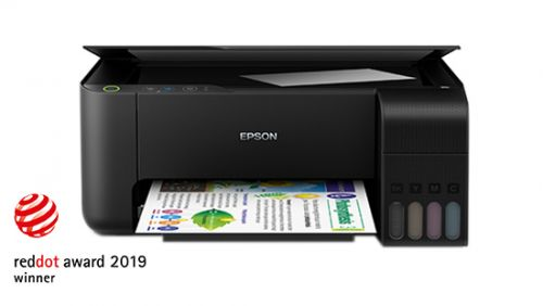 Epson EcoTank L3110 All-in-One Ink Tank Printer - Black - Purchase