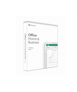 Microsoft Office Home and Business 2019 – Full Retail Pack
