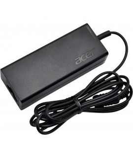 Acer 45W Power Adaptor + Cord (Small Pin - 3phy)