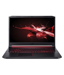 Acer Nitro 5 AN517-51-516W 43.9 cm (17.3 in) FHD IPS Gaming Notebook (Intel Core i5 9th Gen/8GB/256 GB SSD/1 TB HDD/Win 10/4GB of GTX 1650 Graphics/Black)