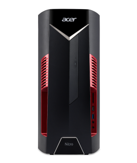 Nitro N50- 600 Desktop (Intel Core i5 8th Gen/8 GB RAM/1 TB HDD/16GB Optane Memory/Win 10/6 GB of GTX1060 Graphics)