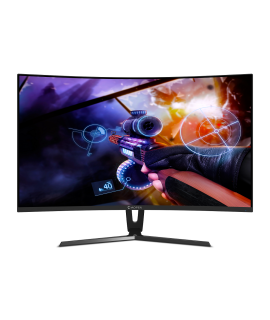 Acer Aopen 24HC1Q 60.5 cm (23.8 in) Curved FHD 144Hz Gaming Monitor