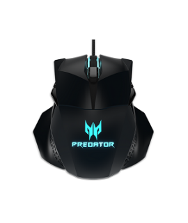 Acer Predator Cestus 500 Gaming Mouse,Black